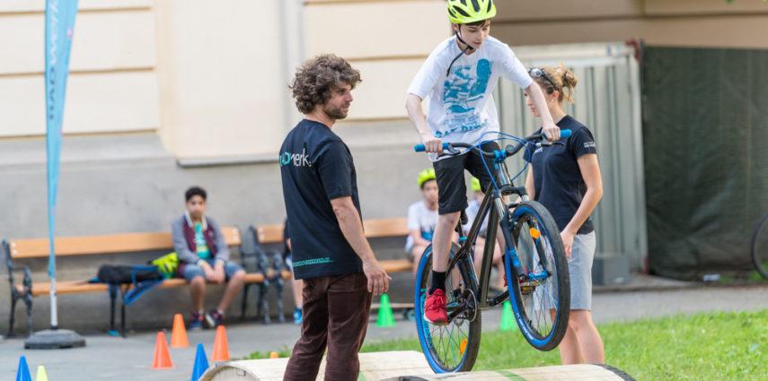 RADwerk… goes Schulfest in der NMS Hasnerplatz